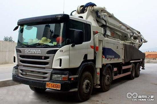 中联重科泵车及其控制方法和装置获专利