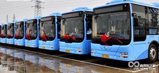 福建:大陆天然气公交车有望年内开到金门 打造低碳岛