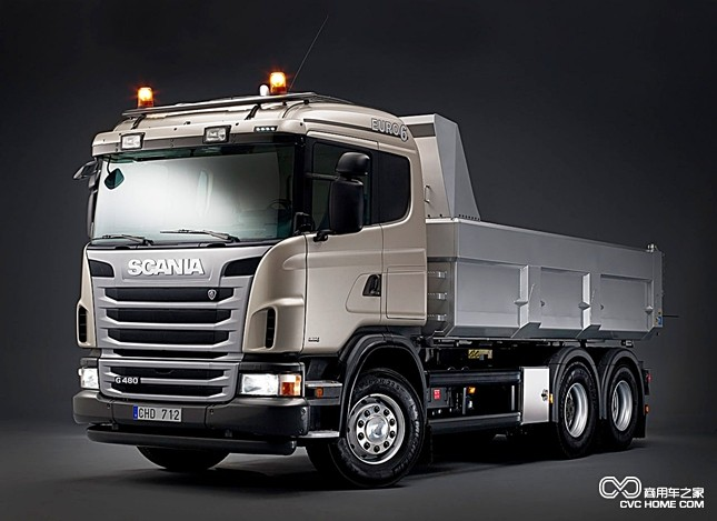斯堪尼亚向英国交付1500辆欧6卡车