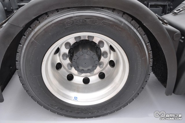 美铝轮毂轮胎 商用车之家讯