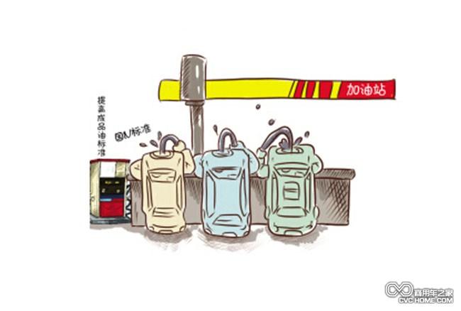 国内首份国Ⅲ国Ⅳ车型使用成本比较报告 技术成熟 重汽国四轻卡实现