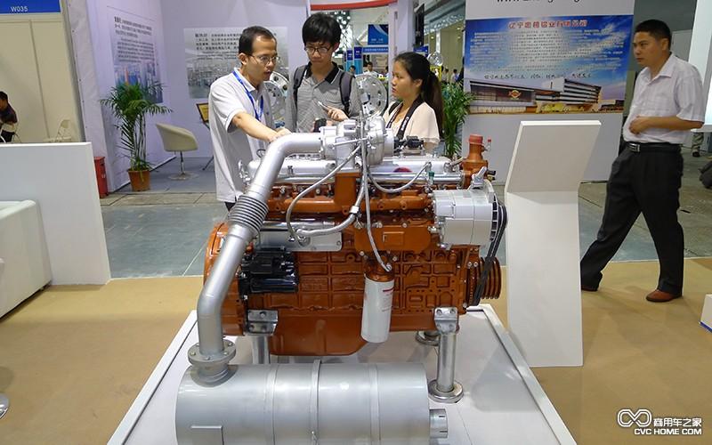 玉柴yc6mkn系列国v天然气发动机震撼上市