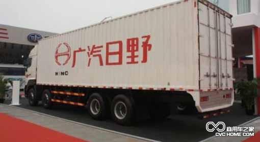 上海日野用户谈长途运输经