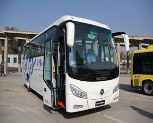 福田欧辉BJ6902U7ACB-1 9米豪华公路客车