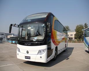 福田欧辉BJ6129U8BKB 12米豪华公路客车