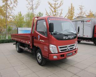 福田奥铃捷运BJ1049V9JEA-3型载货汽车