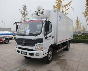 福田欧马可BJ5089XLC-FB冷藏车