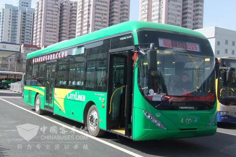 青年客车JNP6120UC