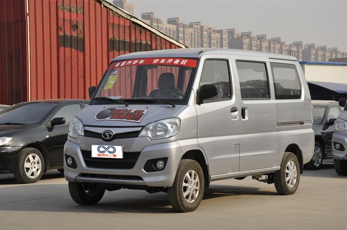 东南汽车 东南希旺 2011款 东安引擎系列 豪华型