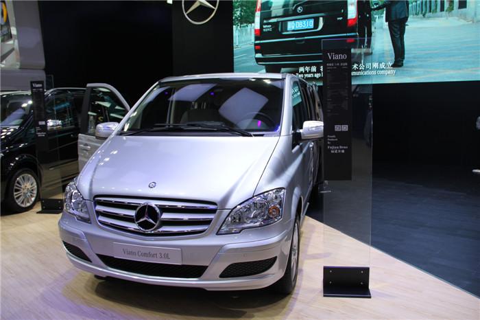 福建戴姆勒 奔驰唯雅诺 2014款 3.0L 舒适版