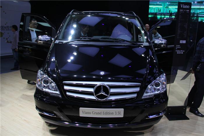 福建戴姆勒 奔驰唯雅诺 2014款 3.5L 卓越版