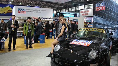 2014法兰克福上海汽配展:力魔展台
