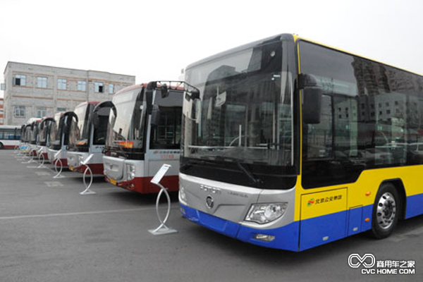 福田欧辉公交车