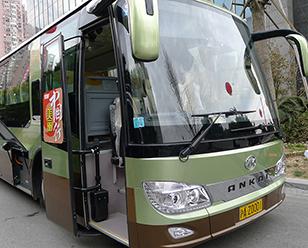 安凯HFF6101K10EV客车