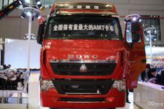 中国重汽豪沃T7H牵引车