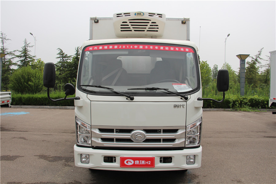 福田汽车 时代康瑞H2 轴距3360mm冷藏车(BJ5043XLC-B1)