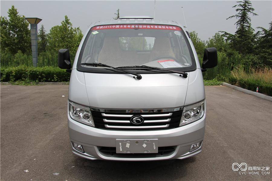 福田 时代汽车 康瑞KQ1  BJ1036V4AV5-K1(双排平板)