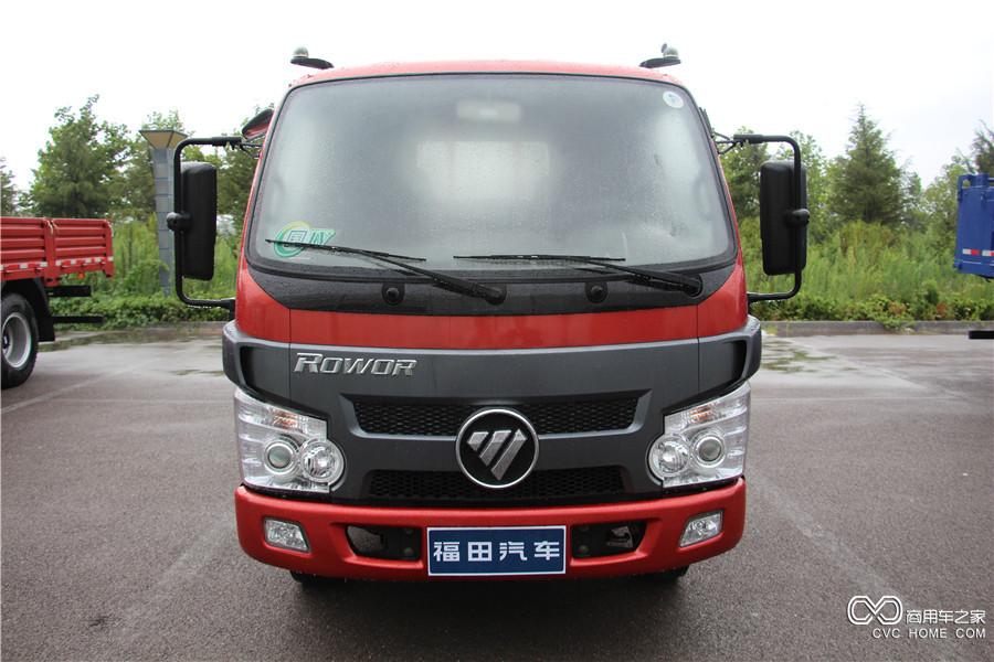 福田时代骁运 自卸车 福田动力2.8L 110马力 (1P22CP4F168QB2)