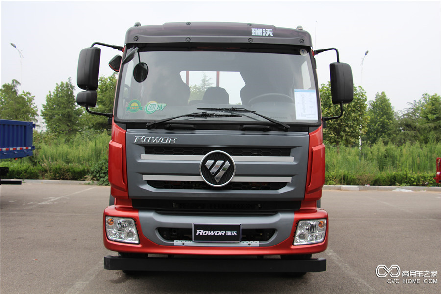 福田 瑞沃中卡 168马力 4×2栏板式载货车 (1P22CP4F168QB2)