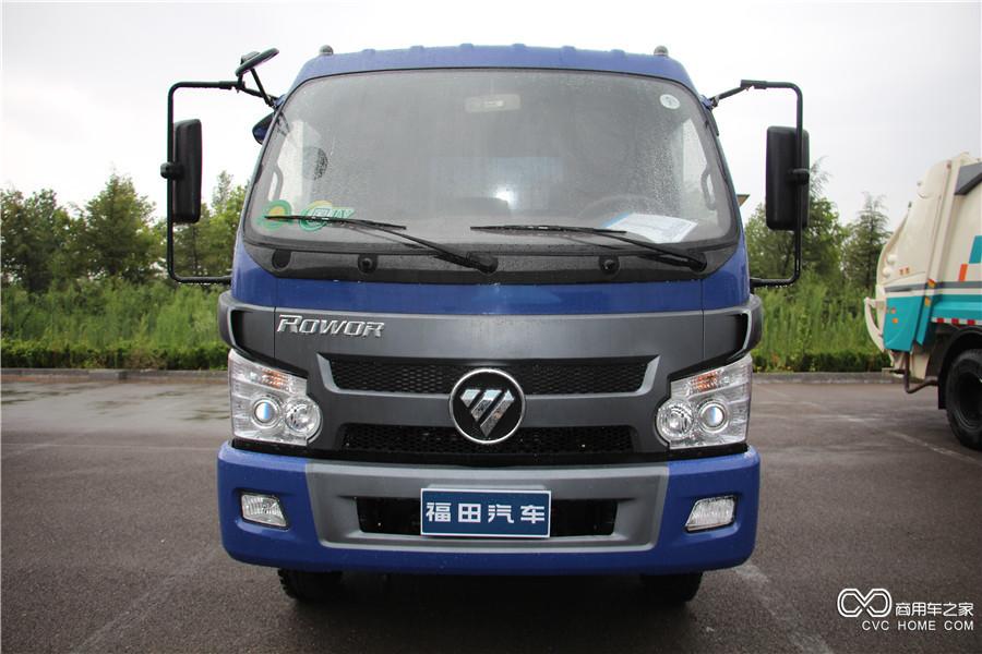 福田 瑞沃 141马力 4X2 自卸车(BJ3145DJPFG-1)