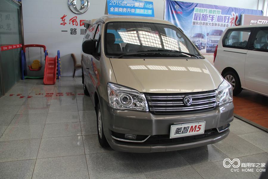 东风柳汽 风行菱智 2015款 M5  2.0L 手动 豪华型 7座