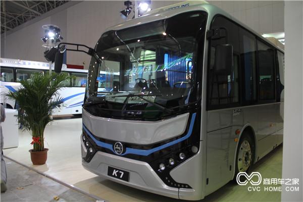 2015天津公交客车展完美打造豪华视觉盛宴高清图片