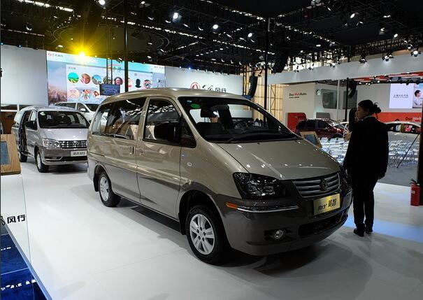 东风风行2016款菱智-东风风行将迎MPV大年 明年推2款新车型高清图片