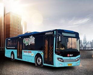 五洲龙FDG6113EVG纯电动城市公交
