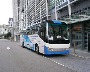 五洲龙FDG61102EV纯电动豪华旅游大巴