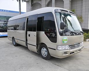 五洲龙FDG6700EV商务型纯电动考斯特