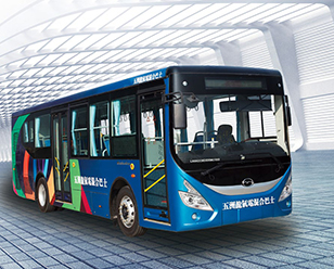 五洲龙FDG6113HEVN5混合动力公交