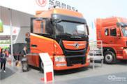 2016北京车展 东风天龙旗舰版4*2 480马力