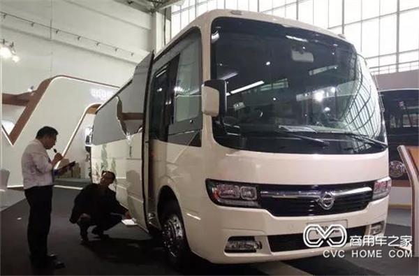 中航爱维客用飞机的标准制造中国高端商务车