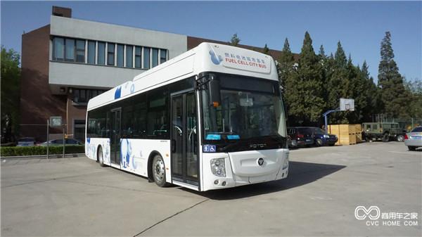 燃料电池电动客车,是有车新能源汽车在保证自身运营
