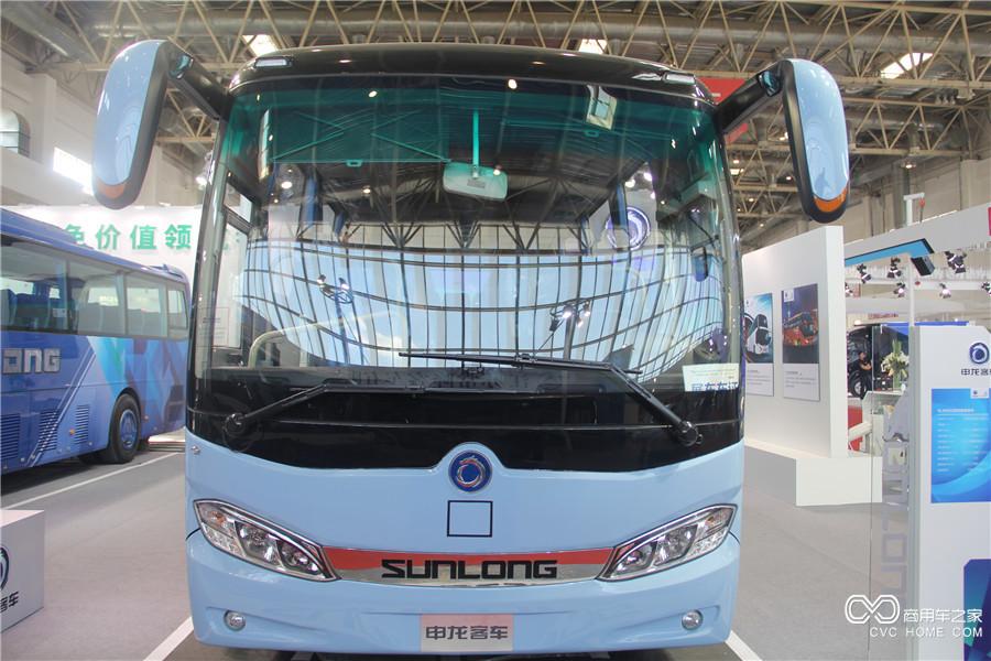 2016北京道路运输展 SLK6933旅游客车