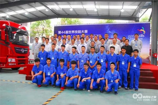 克 十堰举行 东风天龙杯 选拔赛高清图片