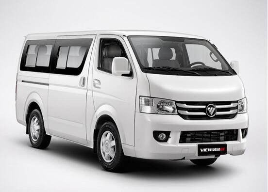 风景系列是福田商务汽车的老牌品系,旗下分为g7,g9