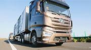 一汽解放智能卡车成功完成高速公路