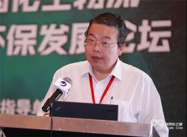 中国石化化工销售有限公司副总经理 张国明