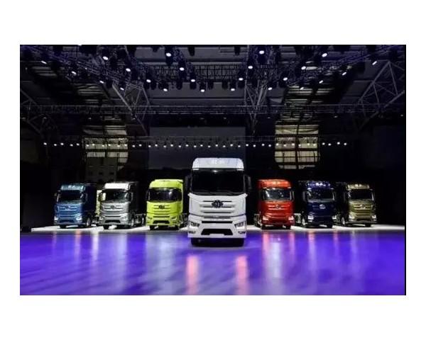 卡车也需要盛装?首席设计师揭秘解放J7设计理念