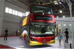 比亚迪K85纯电动客车