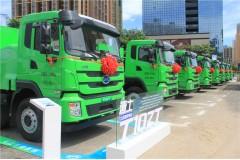 比亚迪T10电动卡车