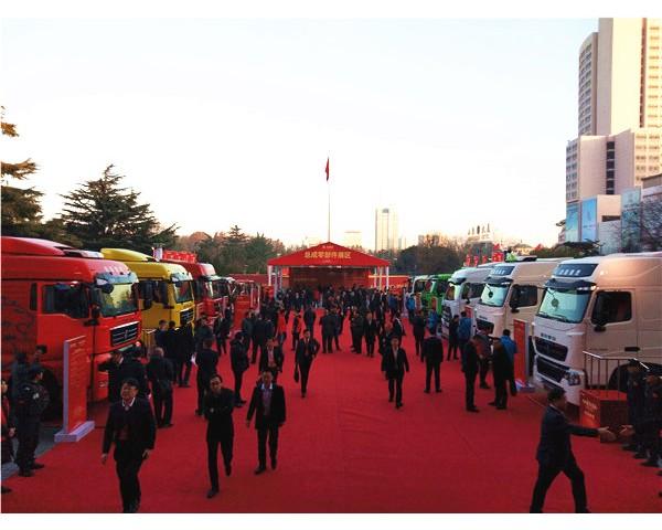 """中国重汽的这场""""豪门聚会""""  能让司机感染上贵族气质"""