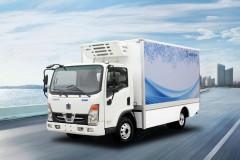 吉利E200纯电动冷藏车