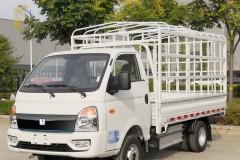 吉利E200S纯电动仓栅式运输车
