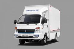吉利E200S纯电动厢式运输车