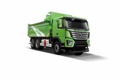 大运 N8V (工程版)400马力 国六(CGC3250N6ECND)(燃气版)