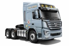 大运 N8V质蕙 半挂自卸运输(国六) 6×4 牵引车(CGC4250N6ECBB)
