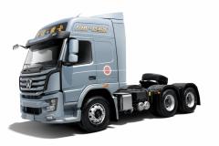 大运新 N8V质蕙2.0版  日用工业品运输(国六) 6×4 牵引车(CGC4250D6FCCZ)