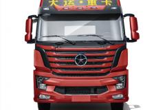 大运 N9H普通版 日用工业品运输(国六) 6×4 牵引车(CGC4250D6FCCH)